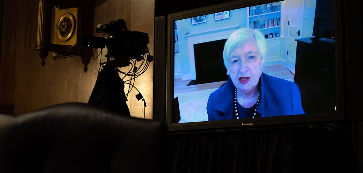 Yellen Wins Confirmation To Become First Woman As Treasury Chief