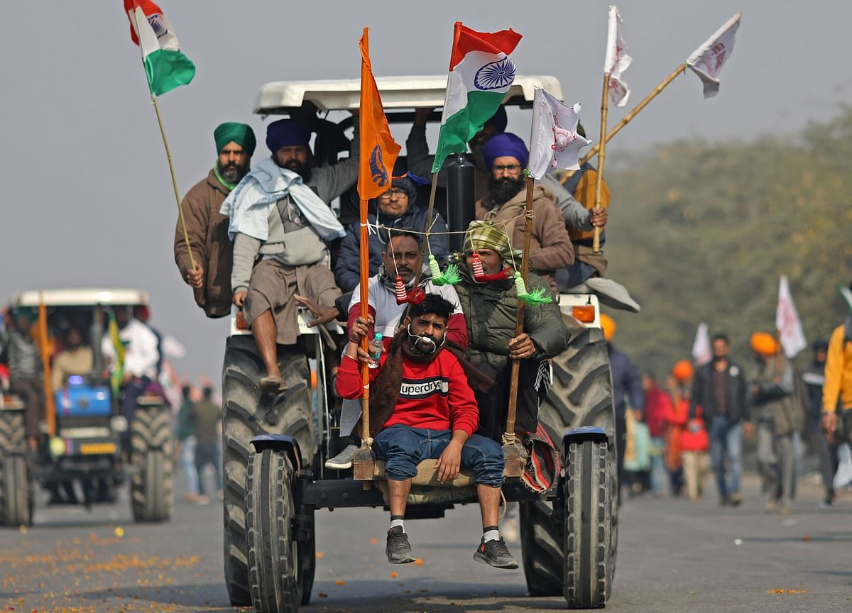 India Needs to Ease Its Farmers' Fears