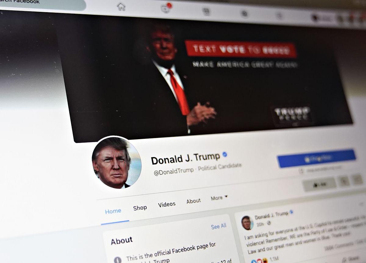 Facebook's Trump Ban Is Necessary Triage