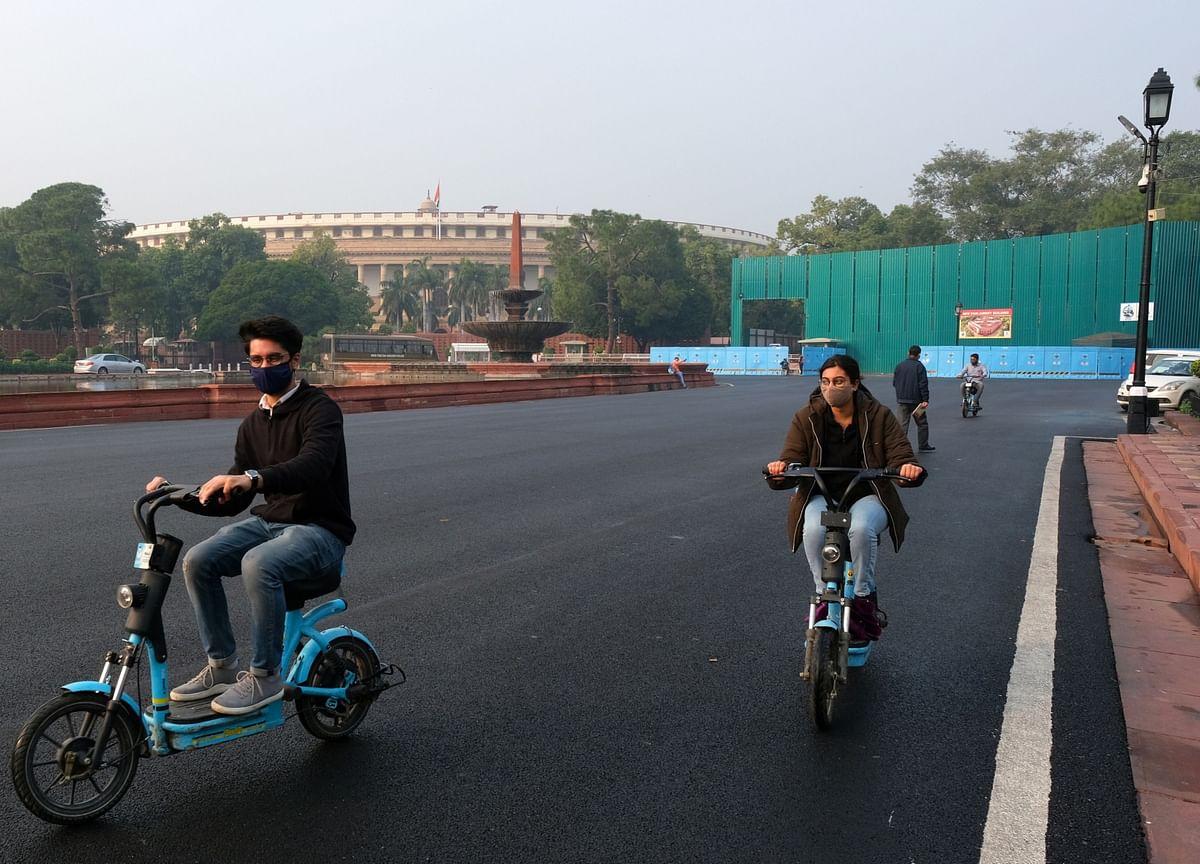 Central Vista: Delhi High Court Dismisses Petition Seeking Suspension Of Work, Imposes Fine