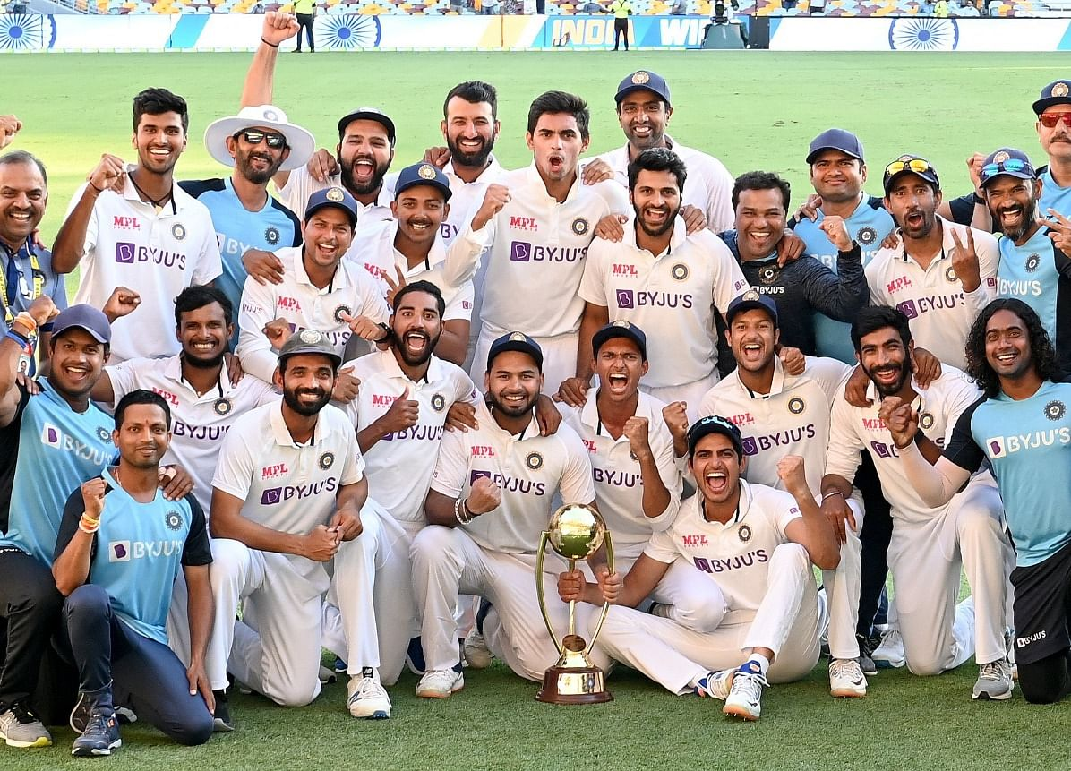 The Day Indian Cricket Team Created History