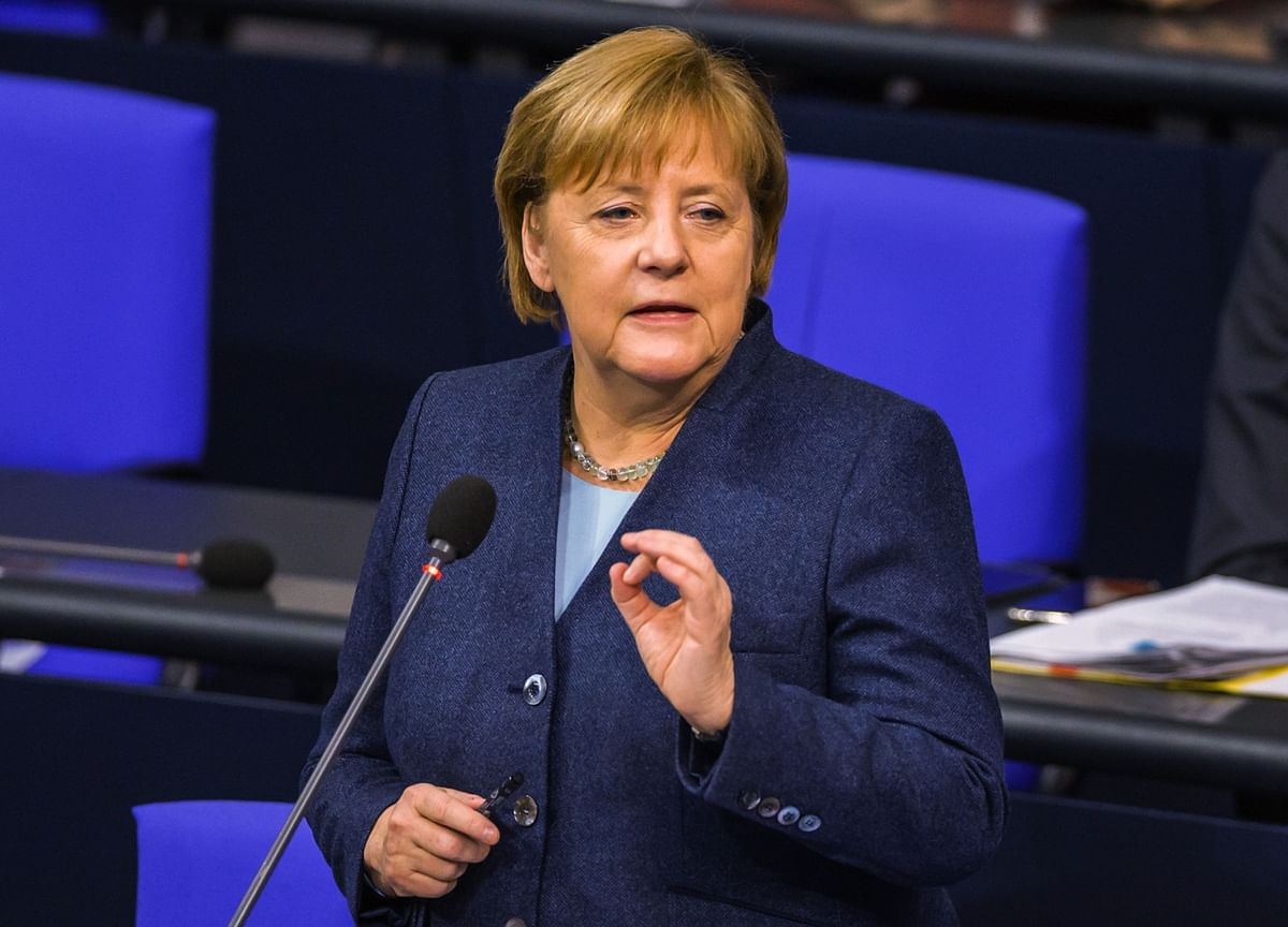 Merkel Promises Broad Vaccine Availability Before September Vote