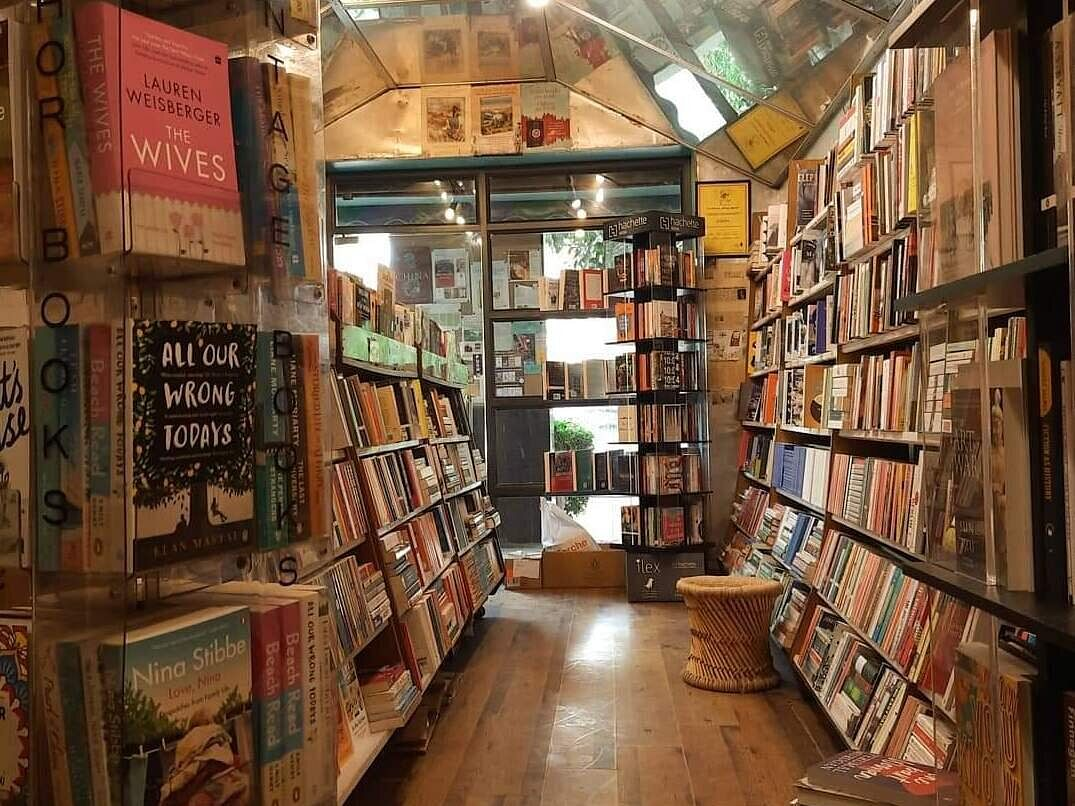 How India's Independent Bookstores Survived The Pandemic