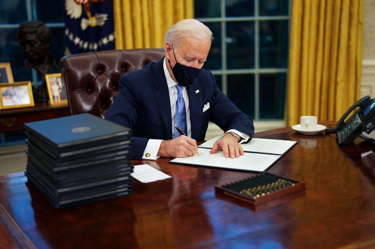 Biden Faces Trump Acolytes Abroad, Too