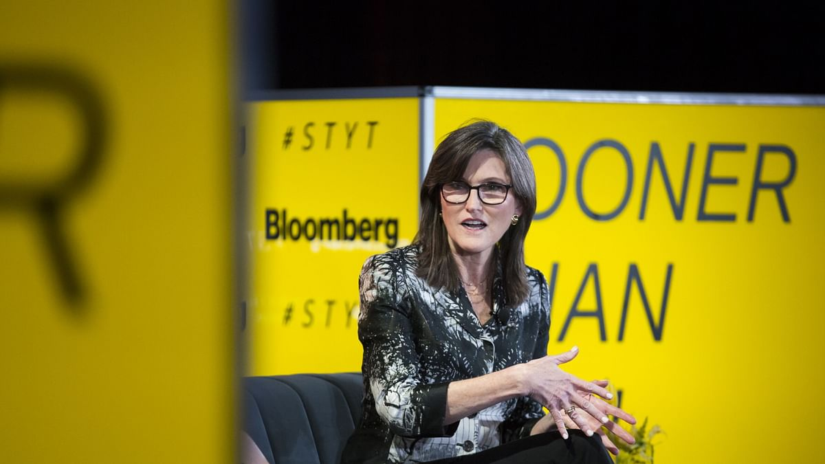 Cathie Wood Says Bitcoin Has Trillions In Market Cap Potential