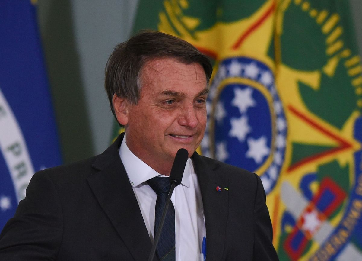 Brazil Protests Call for Bolsonaro's Ouster Amid Covid-19 Crisis