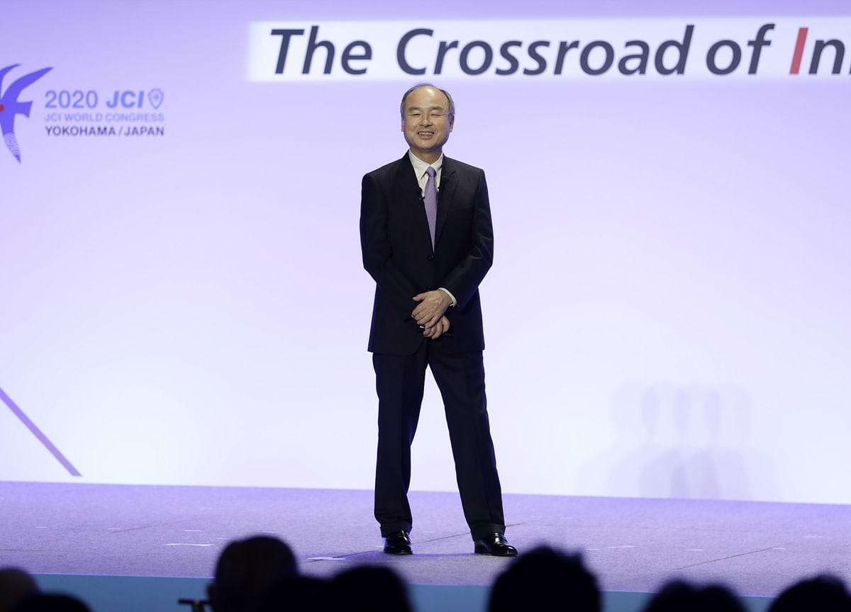 SoftBank Vision Fund Managing Partner Jeff Housenbold to Exit