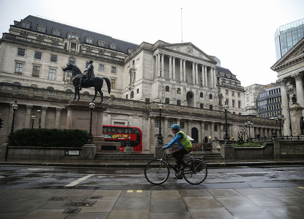 BOE Vows to Improve its Public Explanation for $1.2 Trillion QE