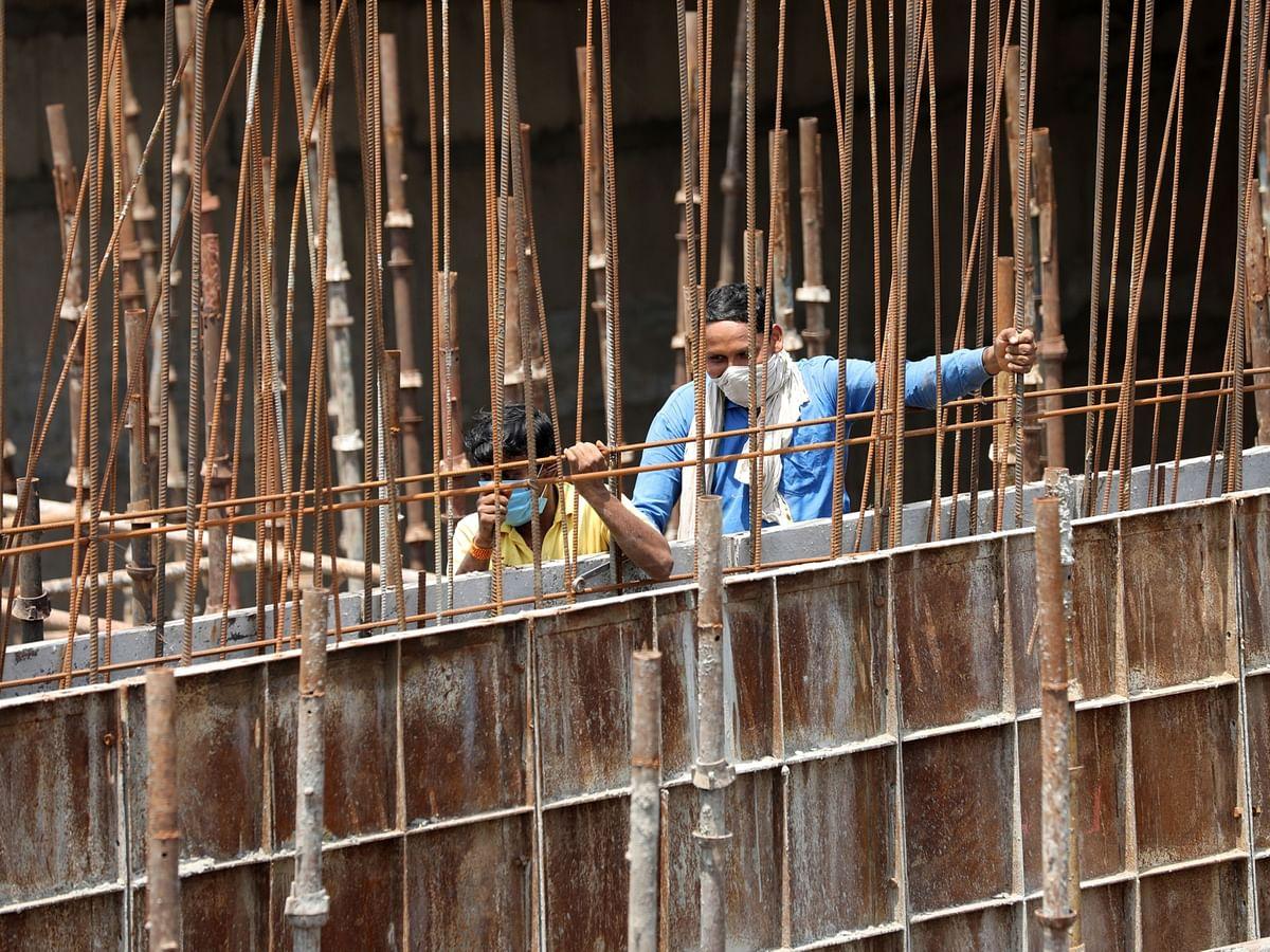 'Constructing' The Post-Covid Economy. By  Keki Mistry
