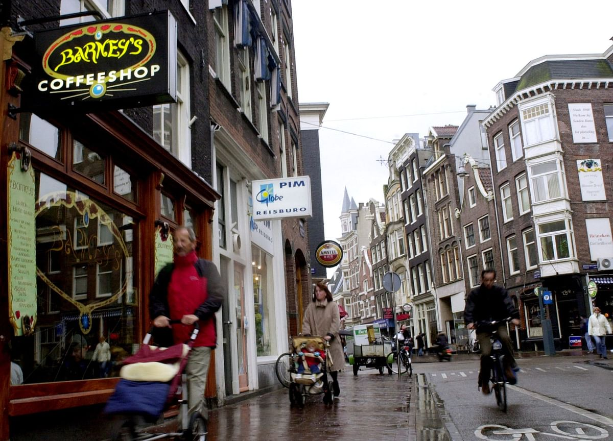 Amsterdam Wants to Restrict Tourists From Its Marijuana Shops