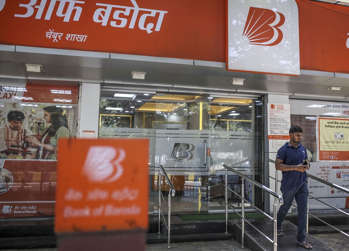 Bank Of Baroda Q1 Review - On Expected Lines: Dolat Capital