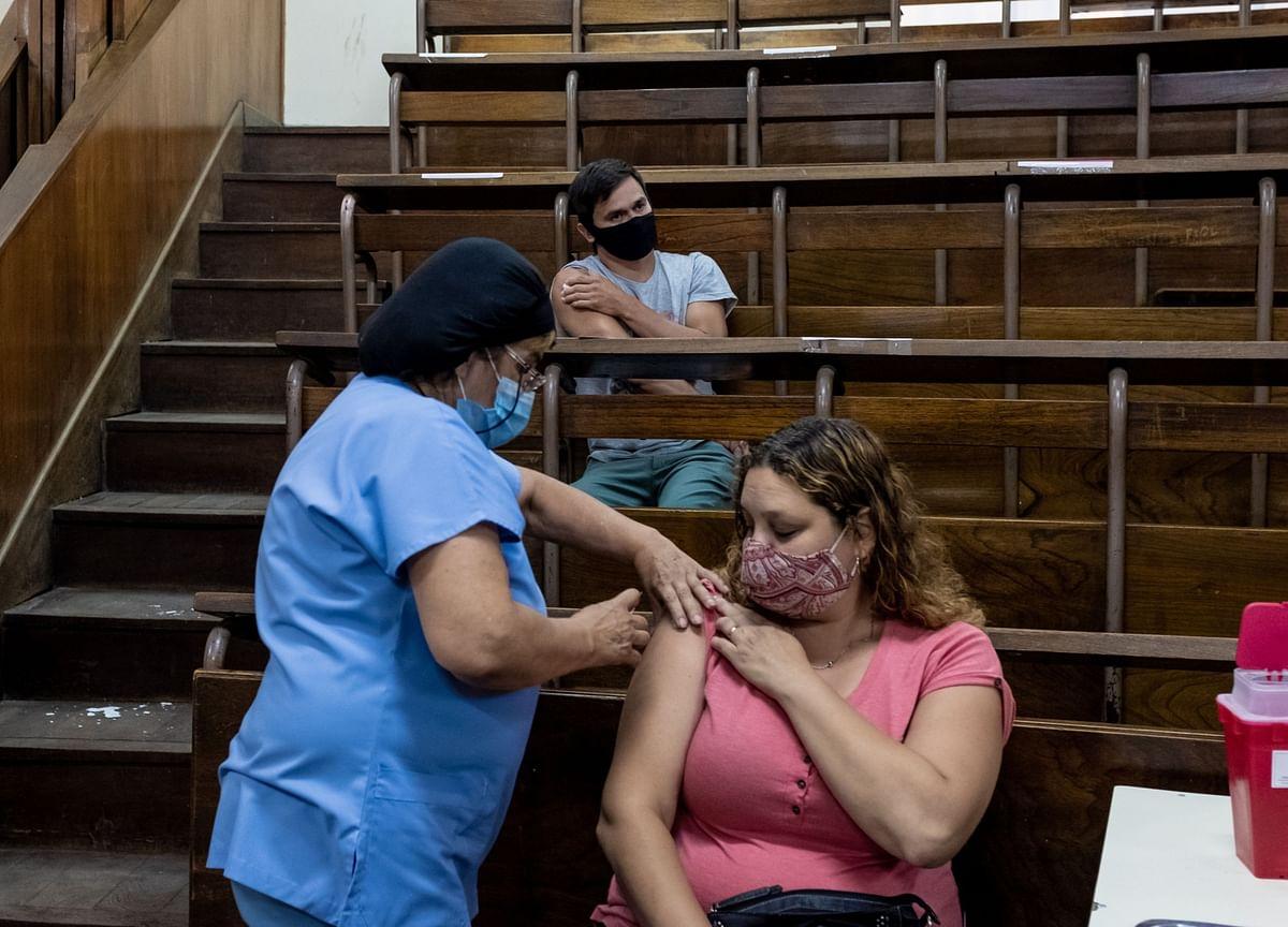 Vaccine Disparities Raise Alarm As Covid Variants Multiply