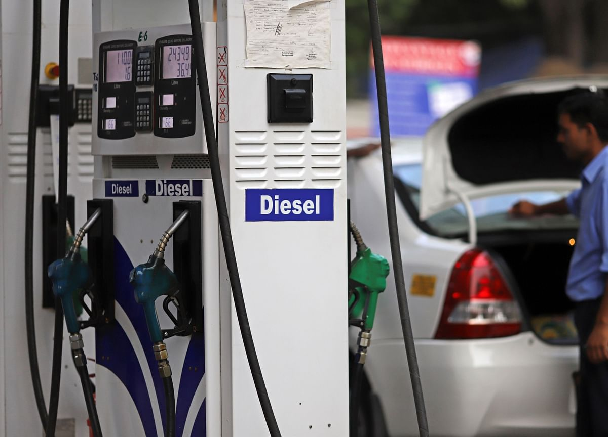 Petrol, Diesel Prices Touch All-Time Highs