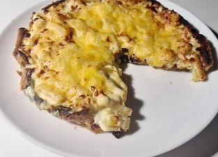 Macaroni Pie Is a Rich Treat to Help Tackle Those January Blues