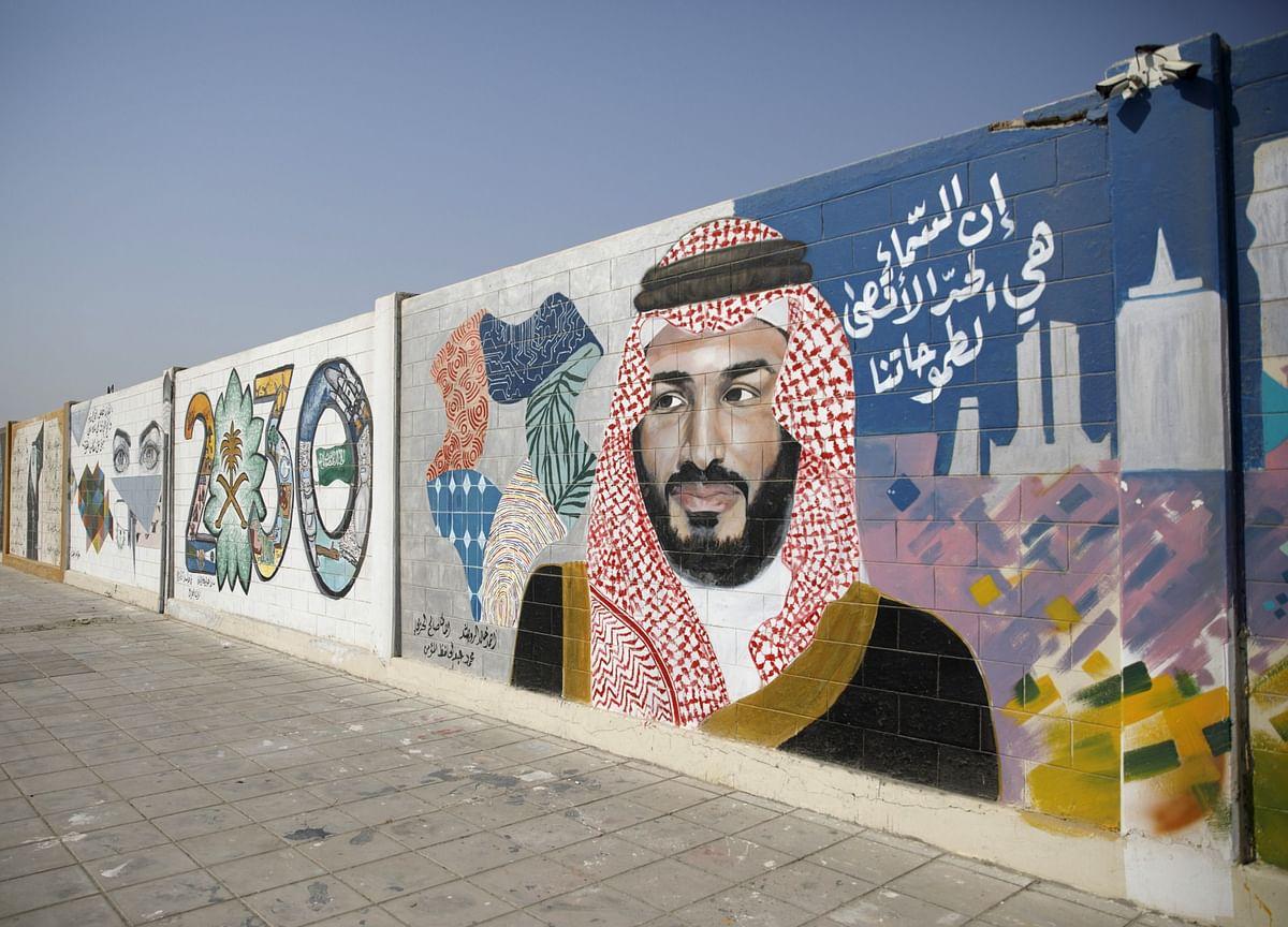 Saudi Crown Prince Plans Car-Free City for Future Beyond Oil
