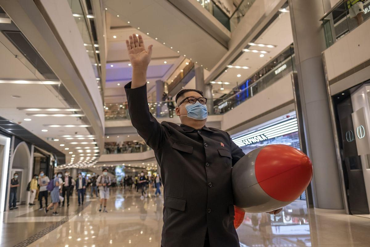 Kim Jong Un Tells Ruling Party Congress He Wants Defense Boost