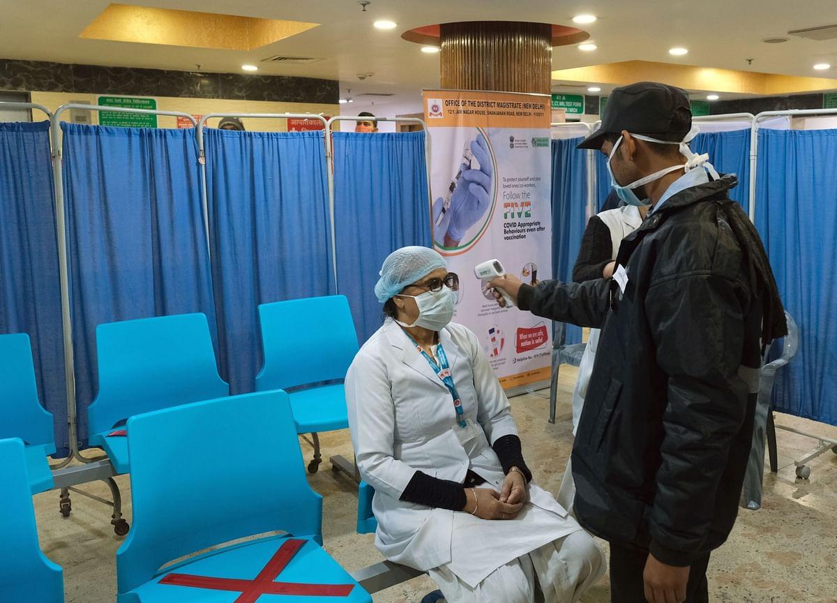 Coronavirus India Updates: Active Covid-19 Caseload Drops To 2.23 Lakh