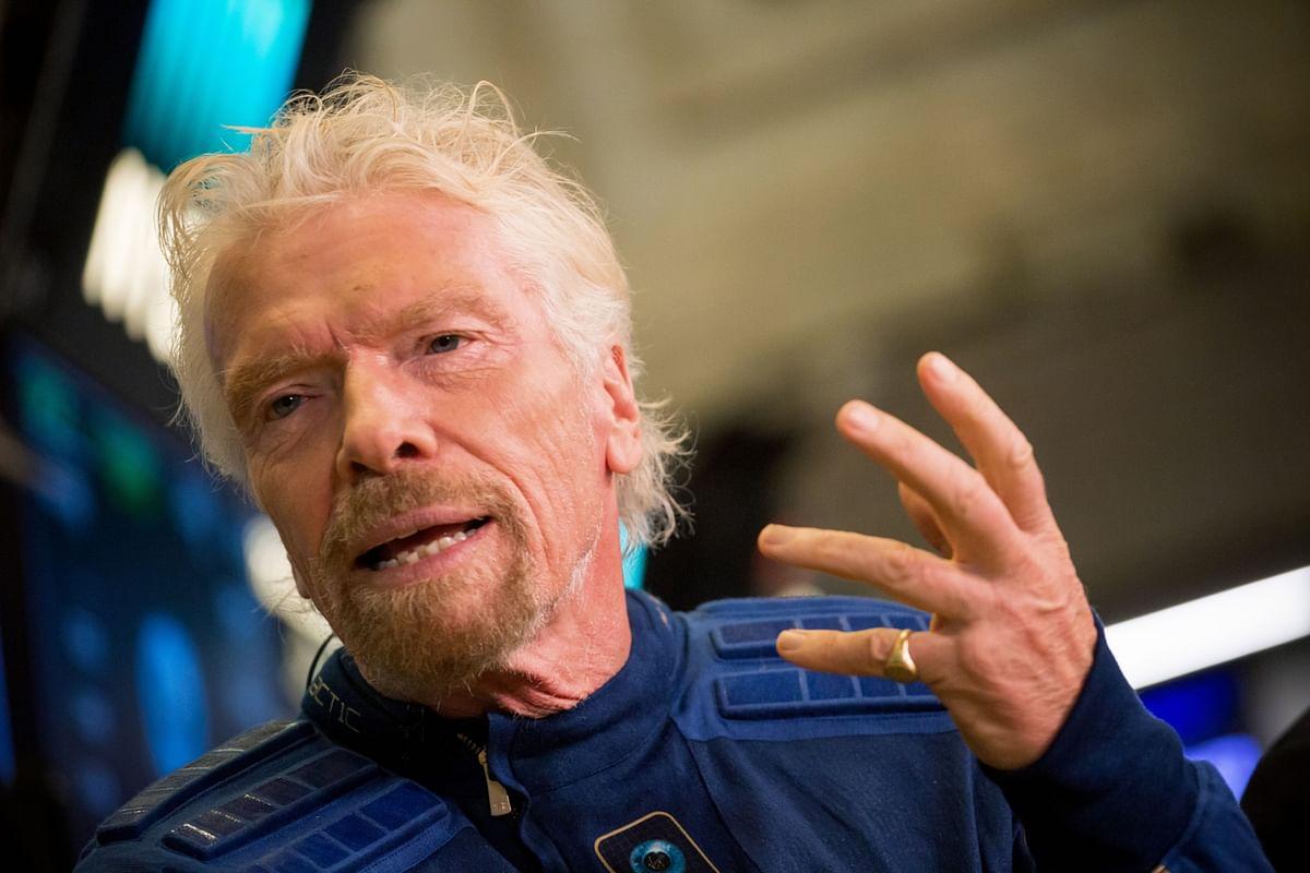 Billionaire Branson's Virgin Orbit Sends Satellites Into Space