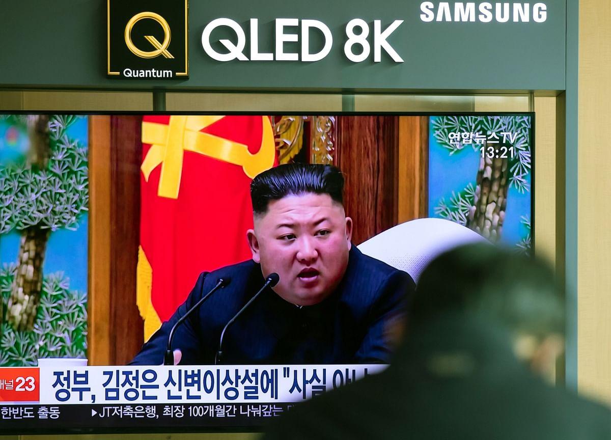 Kim Jong Un Urges 'Big Leap Forward' at Rare North Korea Congress