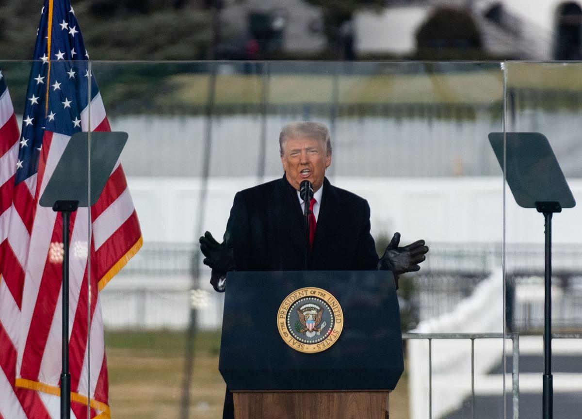 Trump Can't Pardon Himself