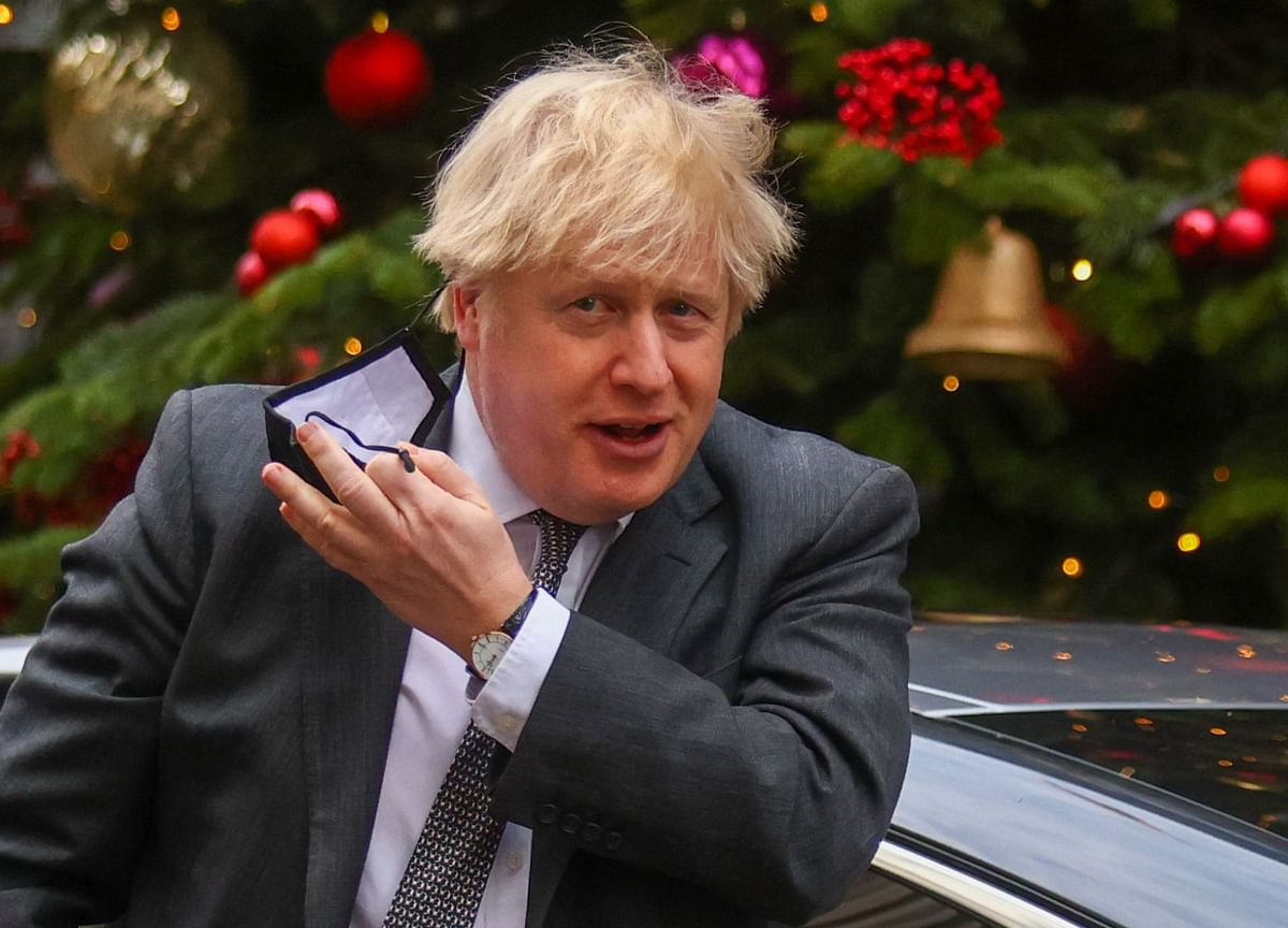 U.K. Prime Minister Boris Johnson Cancels India Trip Due To Covid-19 Situation