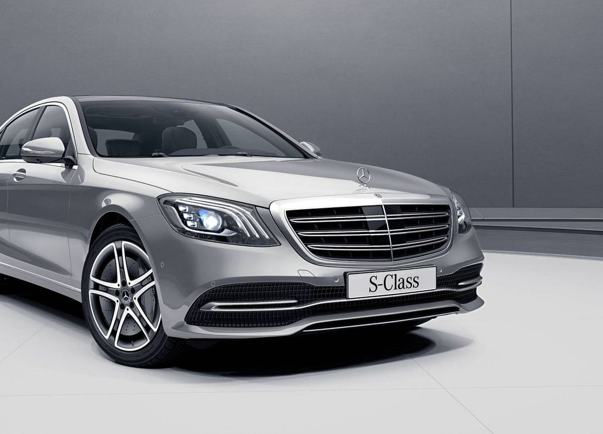 Mercedes Launches S-Class Maestro Edition At Rs 1.51 Crore