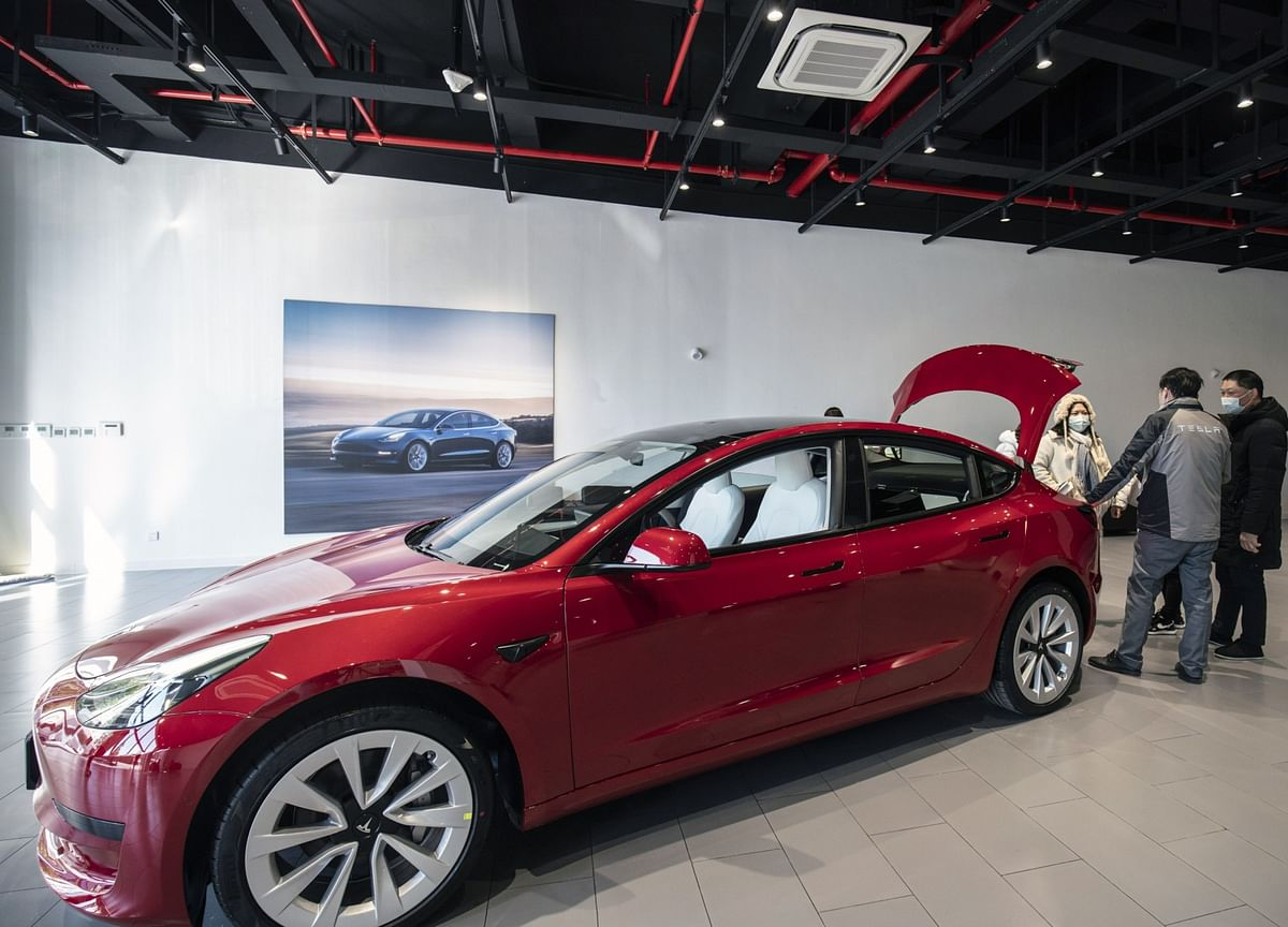 Tesla's Model S Plaid Is Fastest-Accelerating Production Car