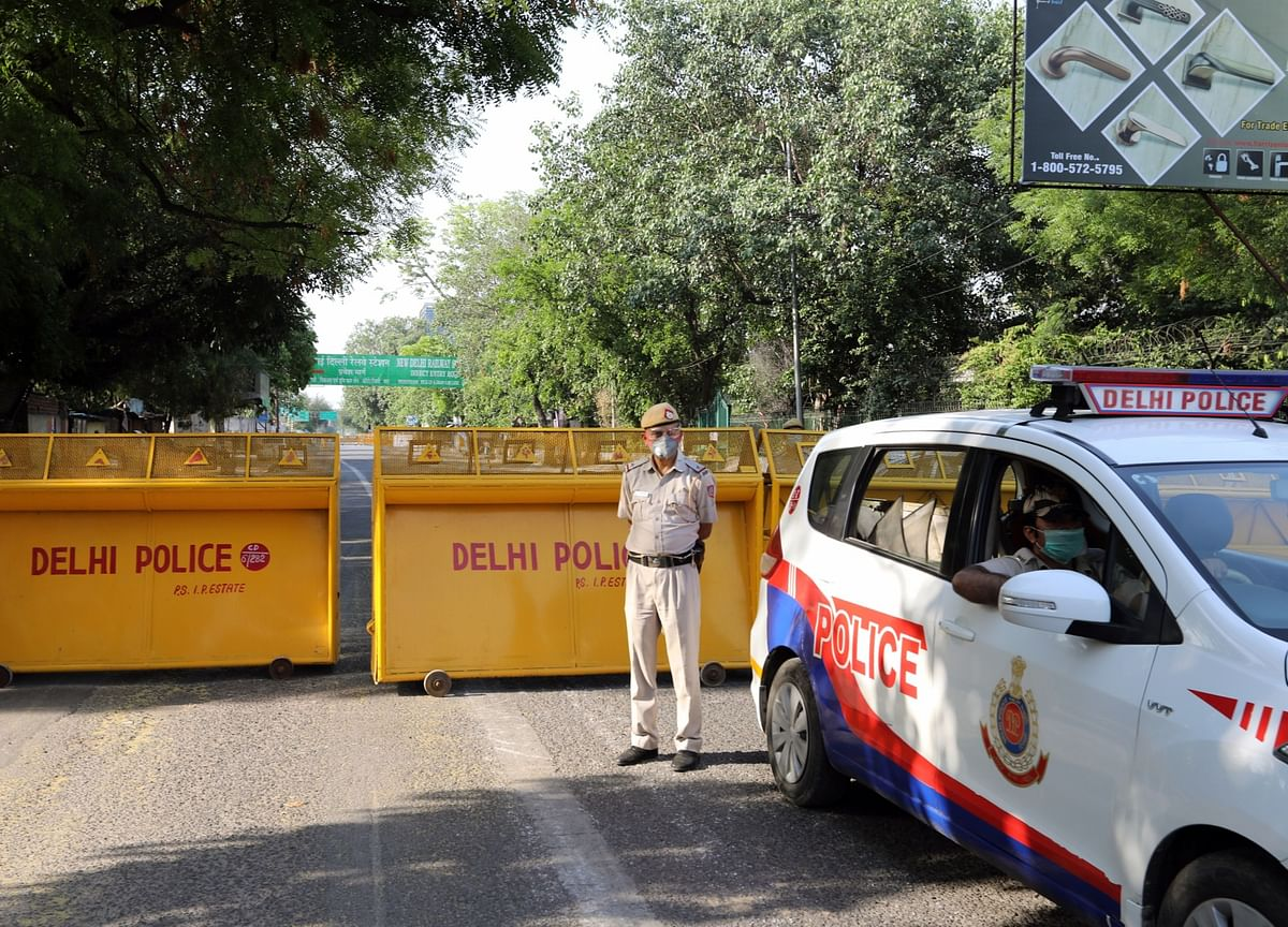Minor Explosion Outside Israeli Embassy In Delhi, No Injuries Reported