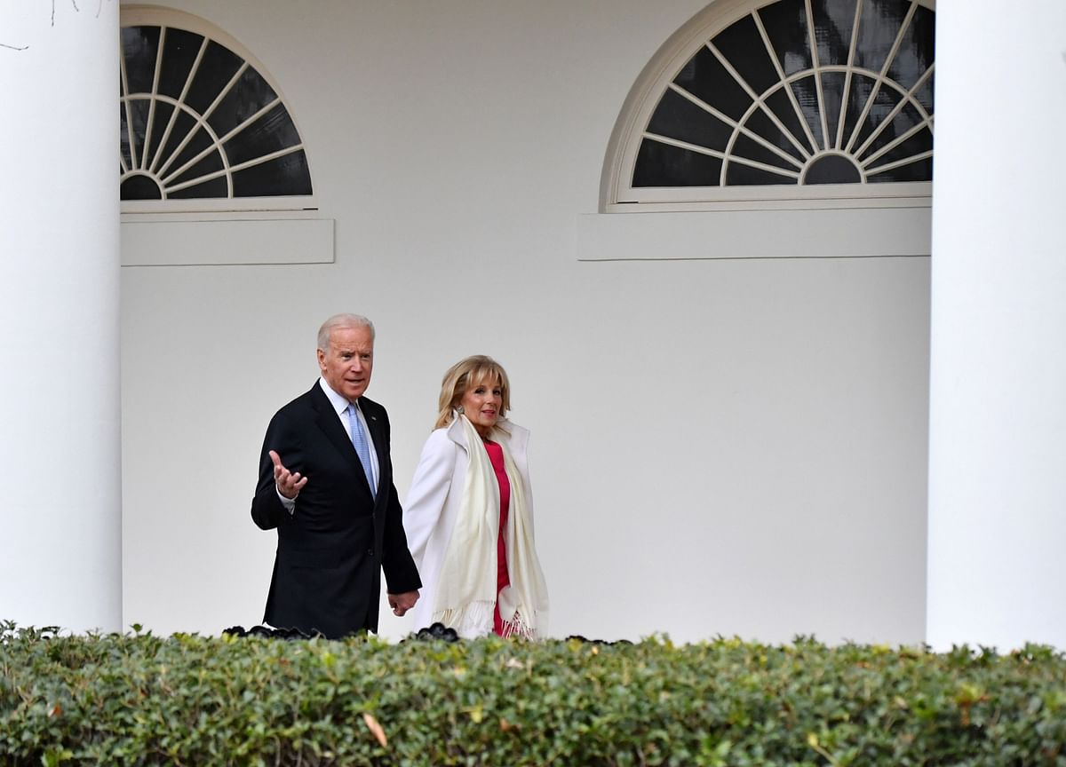 Biden Inauguration Ceremony Curtailed by Security, Virus Threats