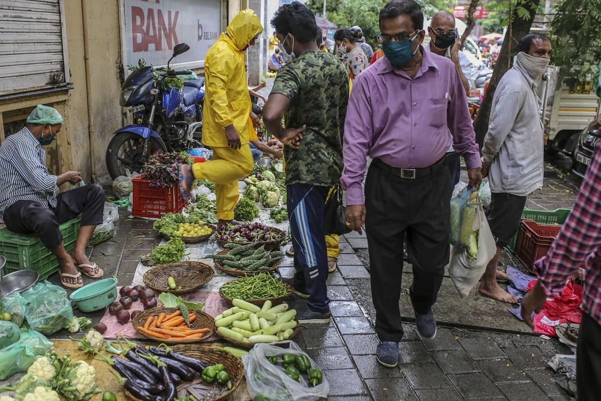 CPI Inflation Falls Sharply To Within RBI Target Band