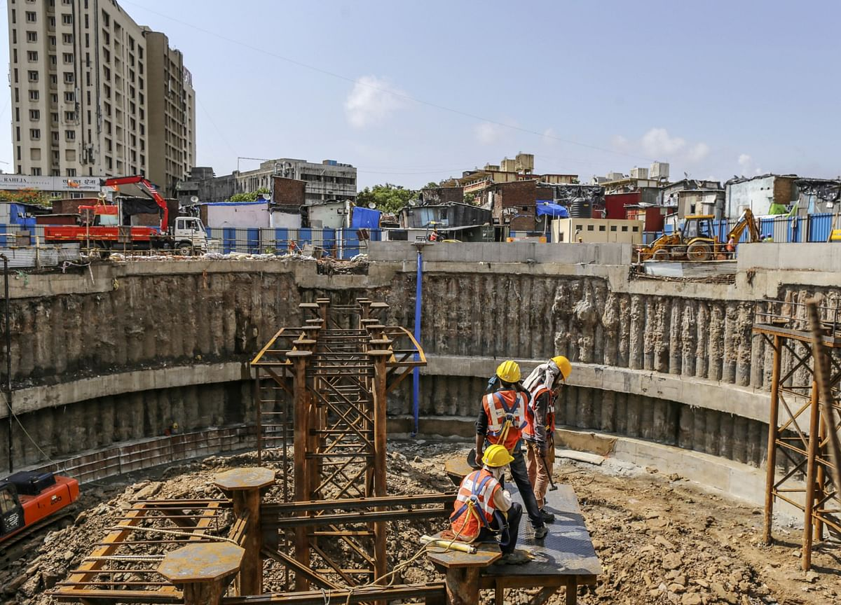 Chinese Firm Gets Contract For Underground Stretch Of Delhi-Meerut Rapid Rail Project