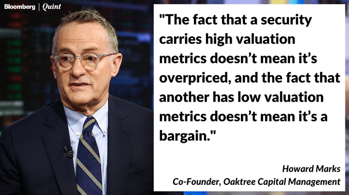 Howard Marks Wades Into Growth Vs Value Investing Debate. And There's No Winner.