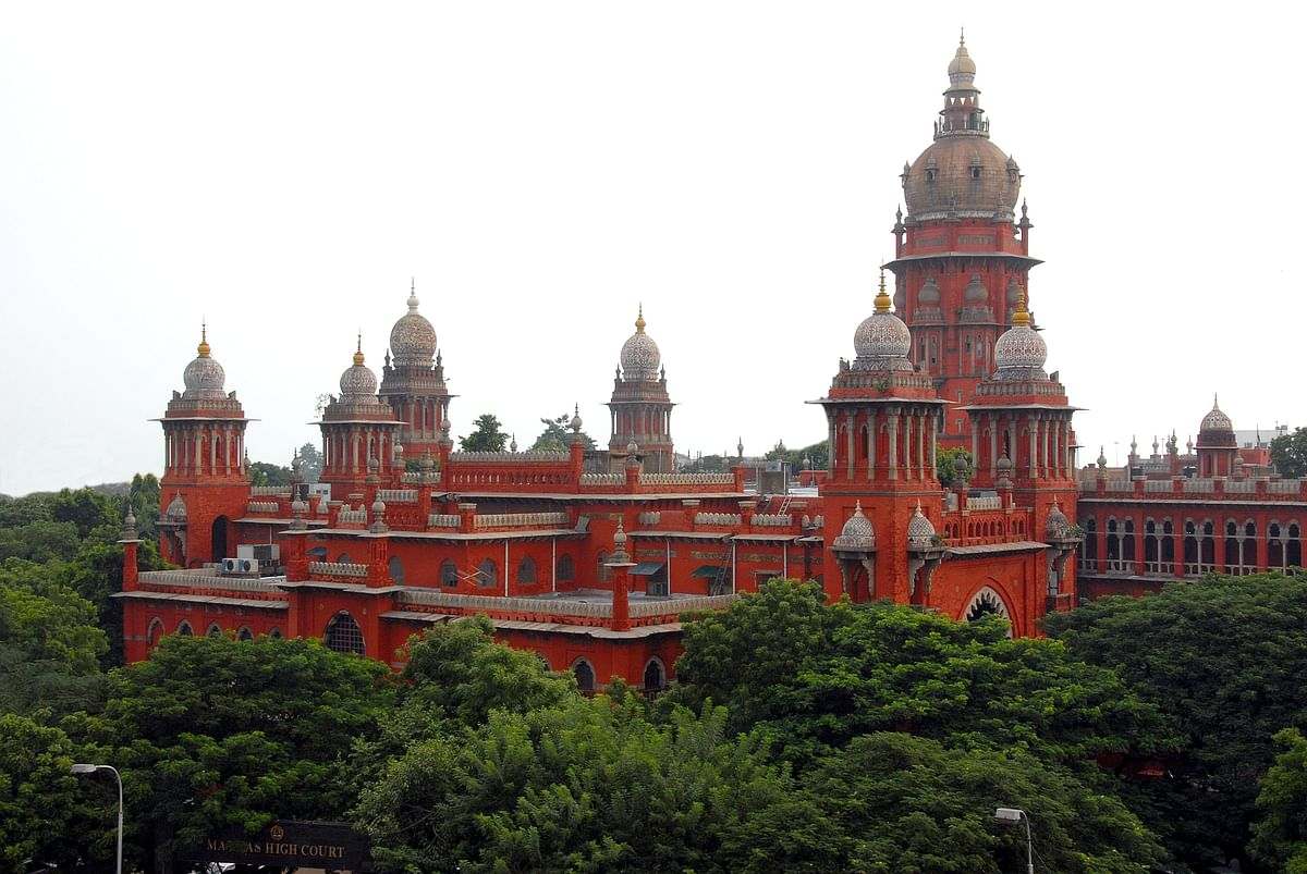 The Madras High Court. (Photograph: Creative Commons)
