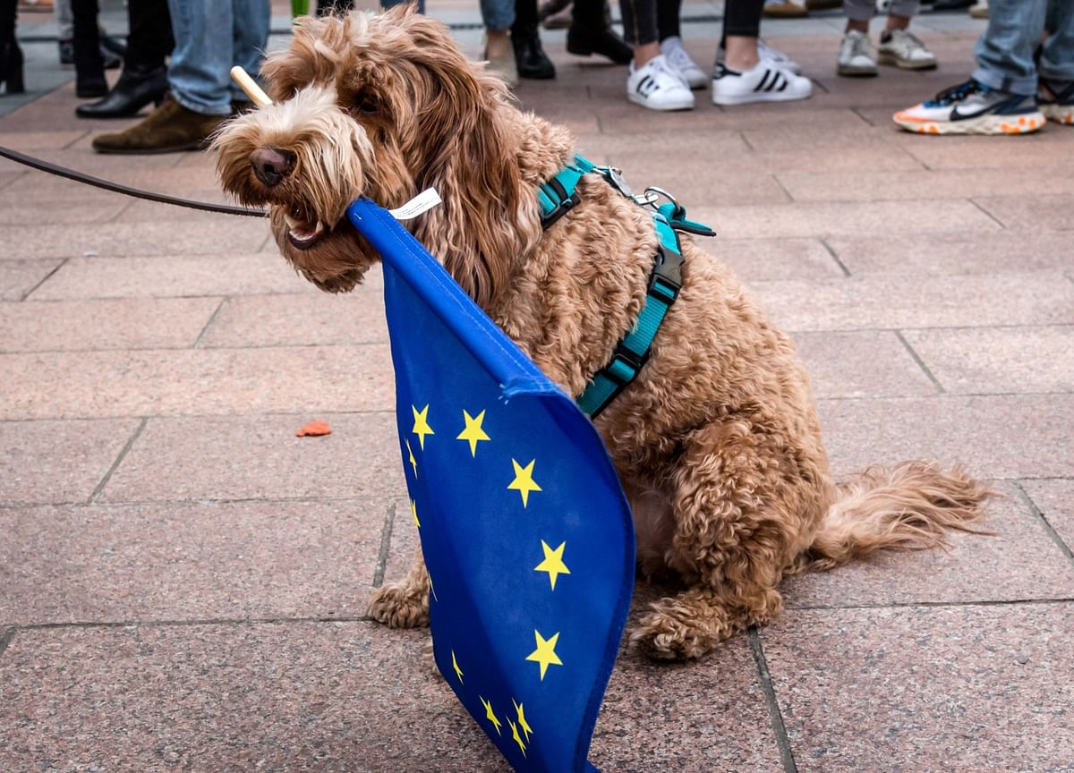 The EU Is Much Less Wonderful Than It Thinks