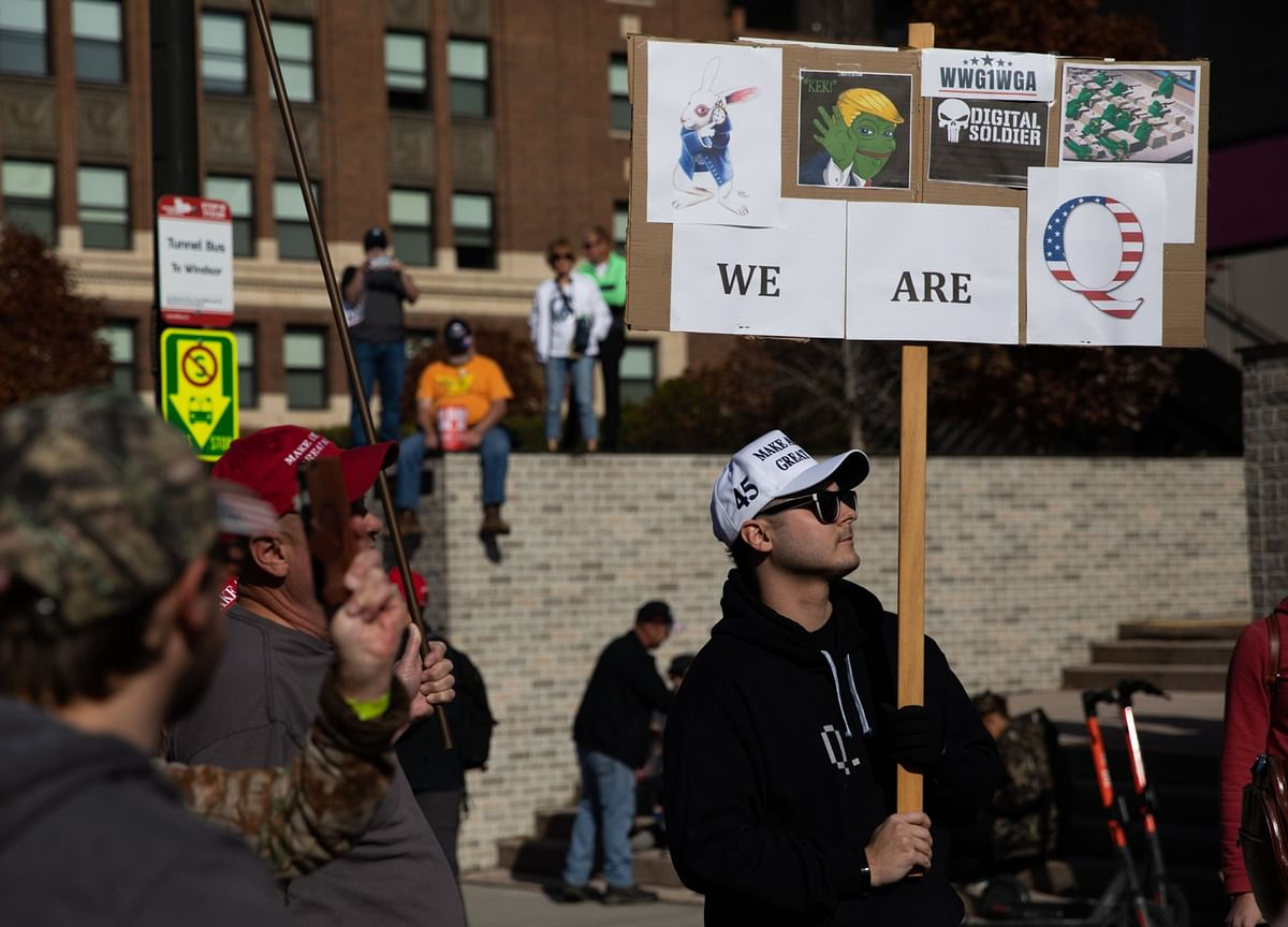 How the QAnon Conspiracy Seduces Normal People
