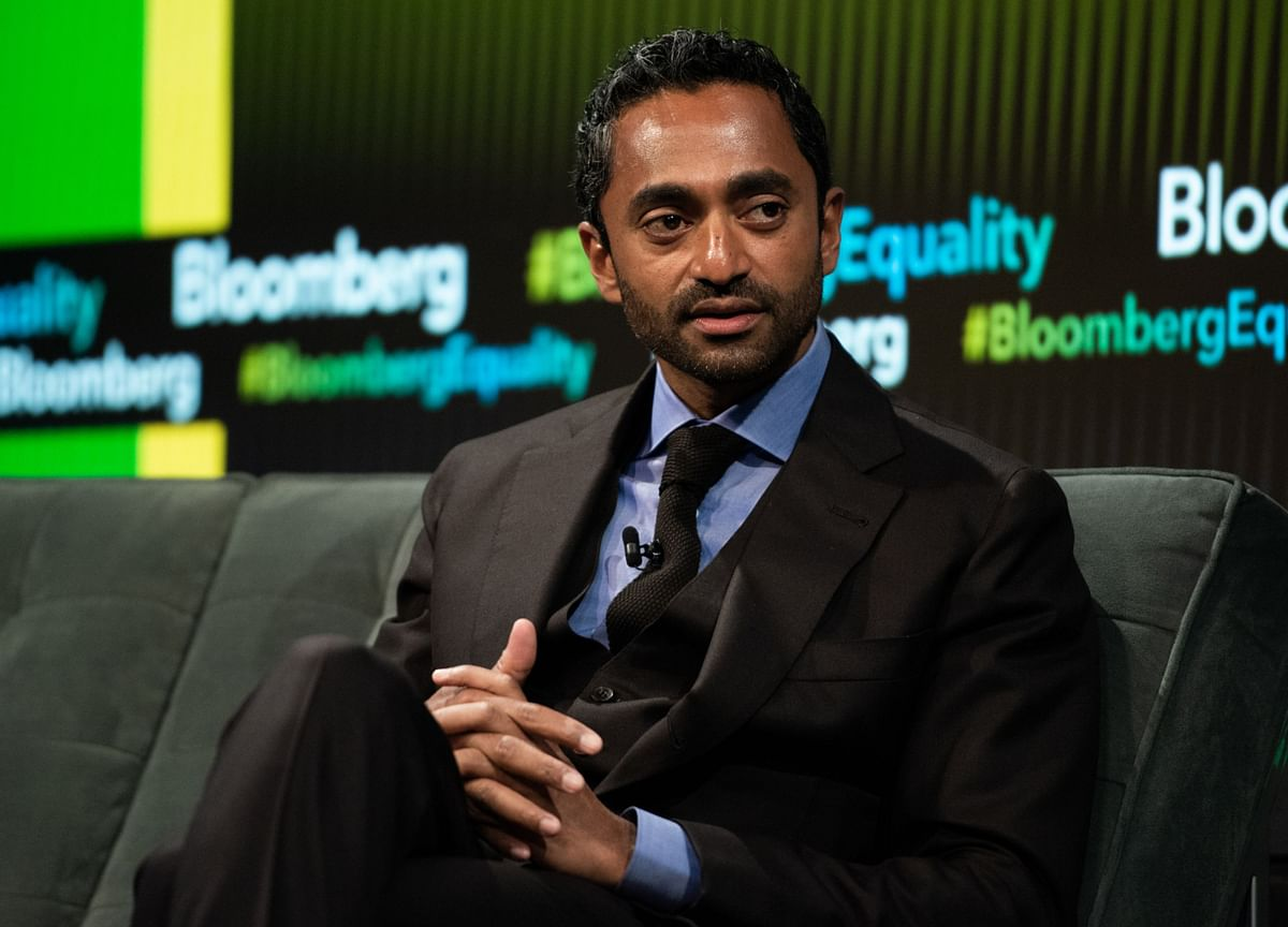 The King of SPACs Wants You to Know He's the Next Warren Buffett