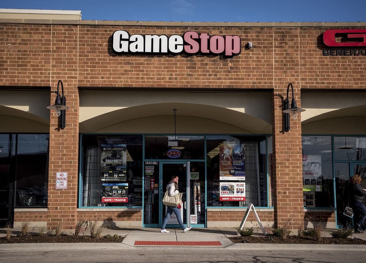 GameStop's Tumult Lives On With $6.4 Billion Roller Coaster Trip