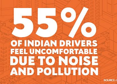 Indian Drivers Are Ready For Advanced Comfort
