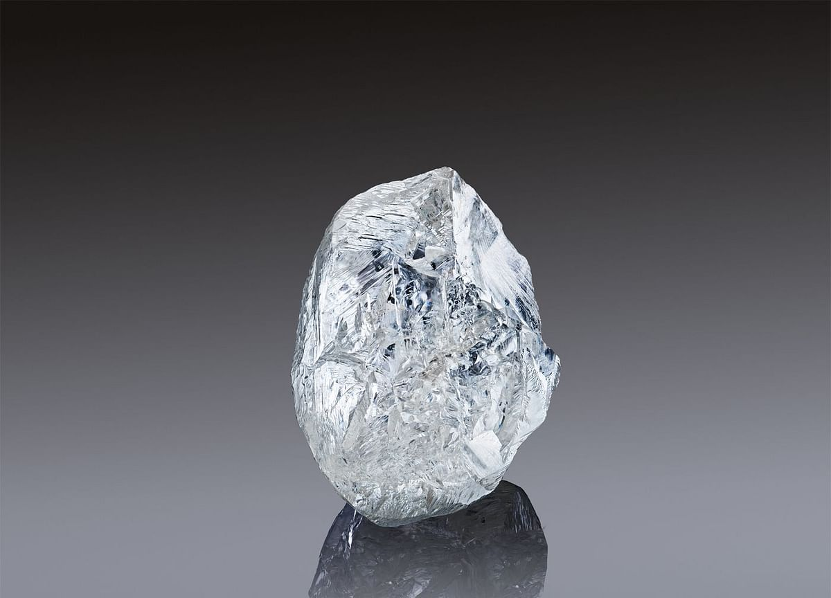 A Diamond the Size of a Ping-Pong Ball Is About to Sell for Millions
