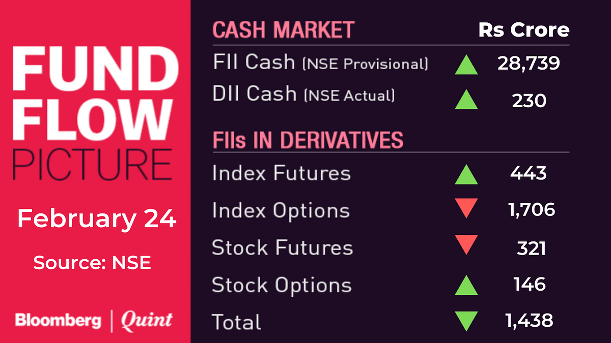 <b><i>The FII buy figure appears elevated due to block deals that took place in Bosch and Affle India on Wednesday.</i></b>
