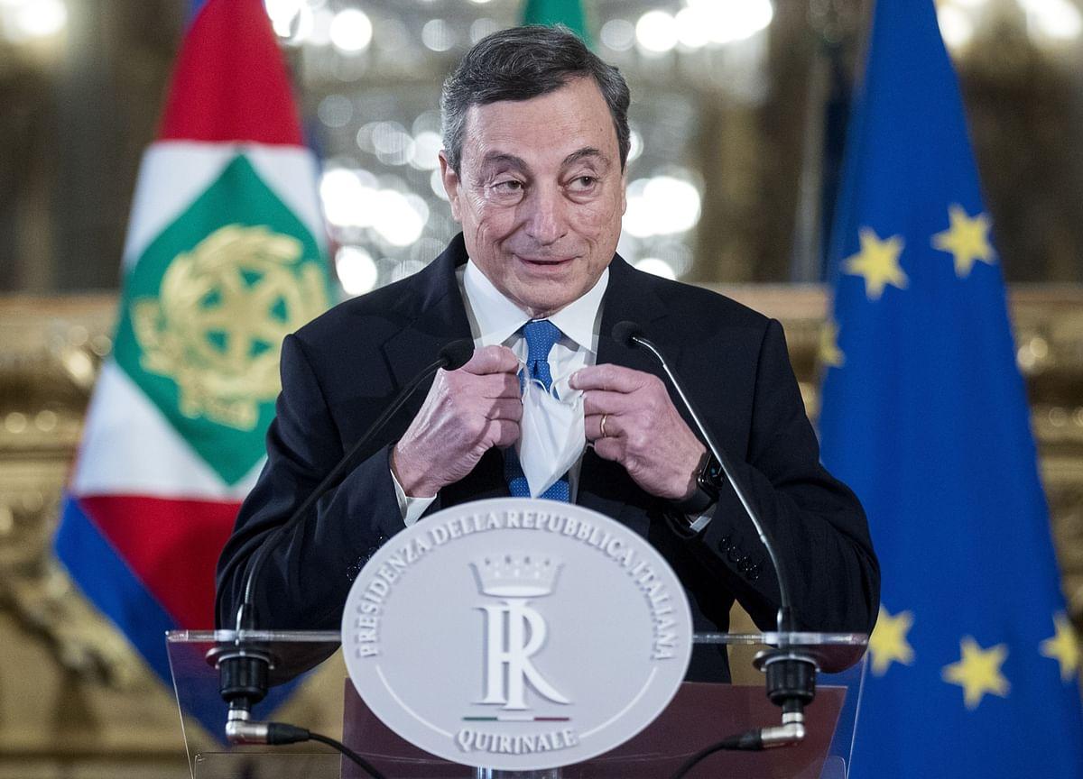 Draghi's Political Skills Emerge as Critics Turn Into Fans