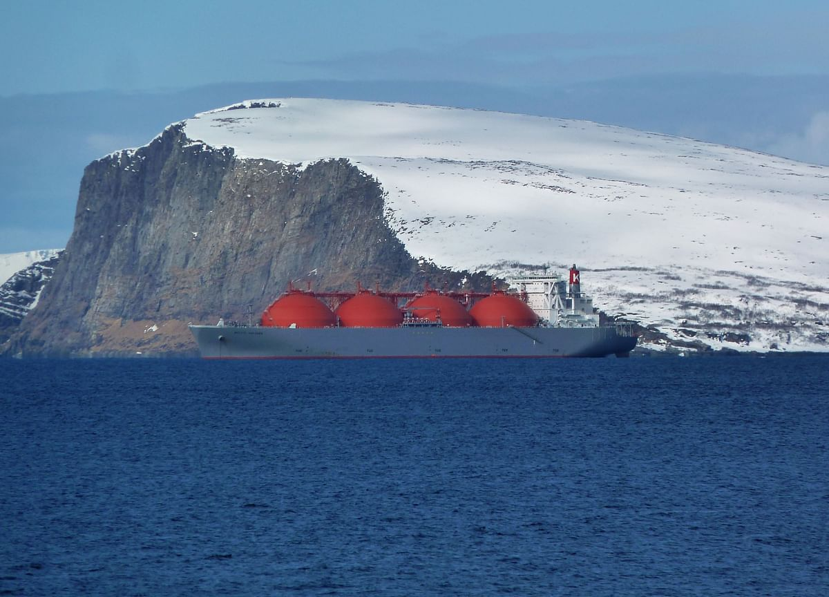 First Arctic Navigation in February Sends a Worrying Climate Signal
