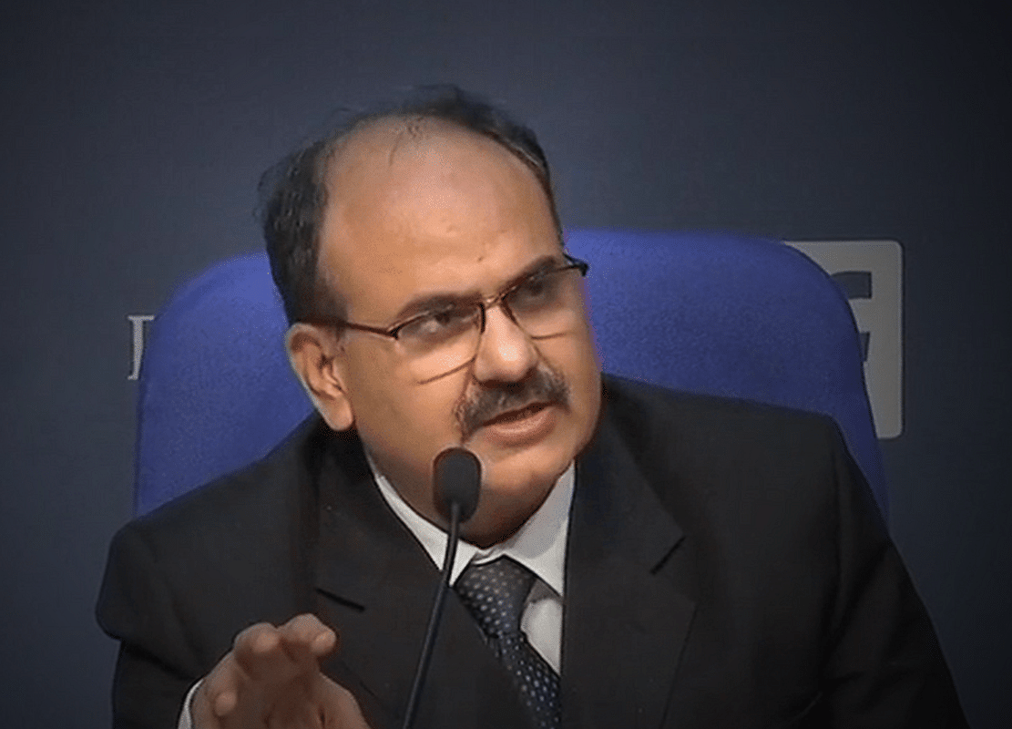 Stability Of Tax Rates Good For Economy: Finance Secretary Ajay Bhushan Pandey