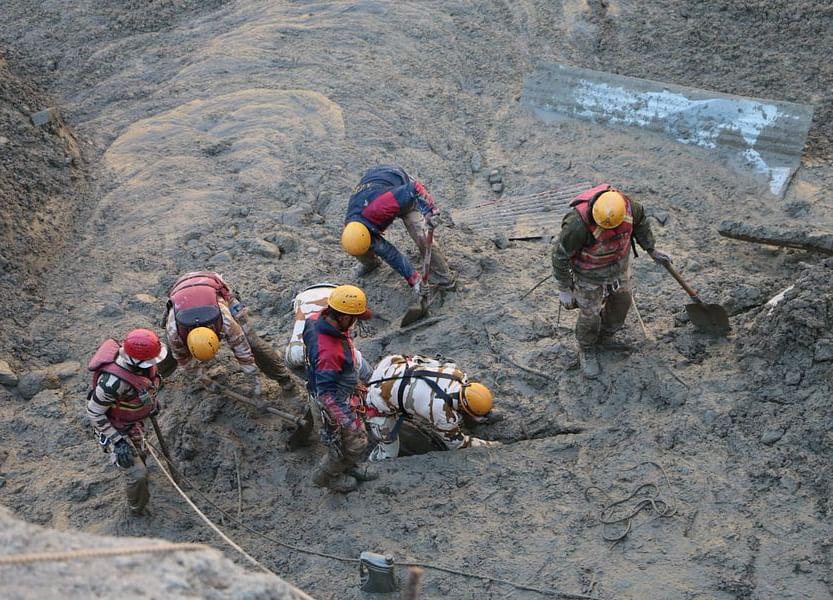 Uttarakhand Glacier Burst: Death Toll Climbs To 10, 143 Still Missing