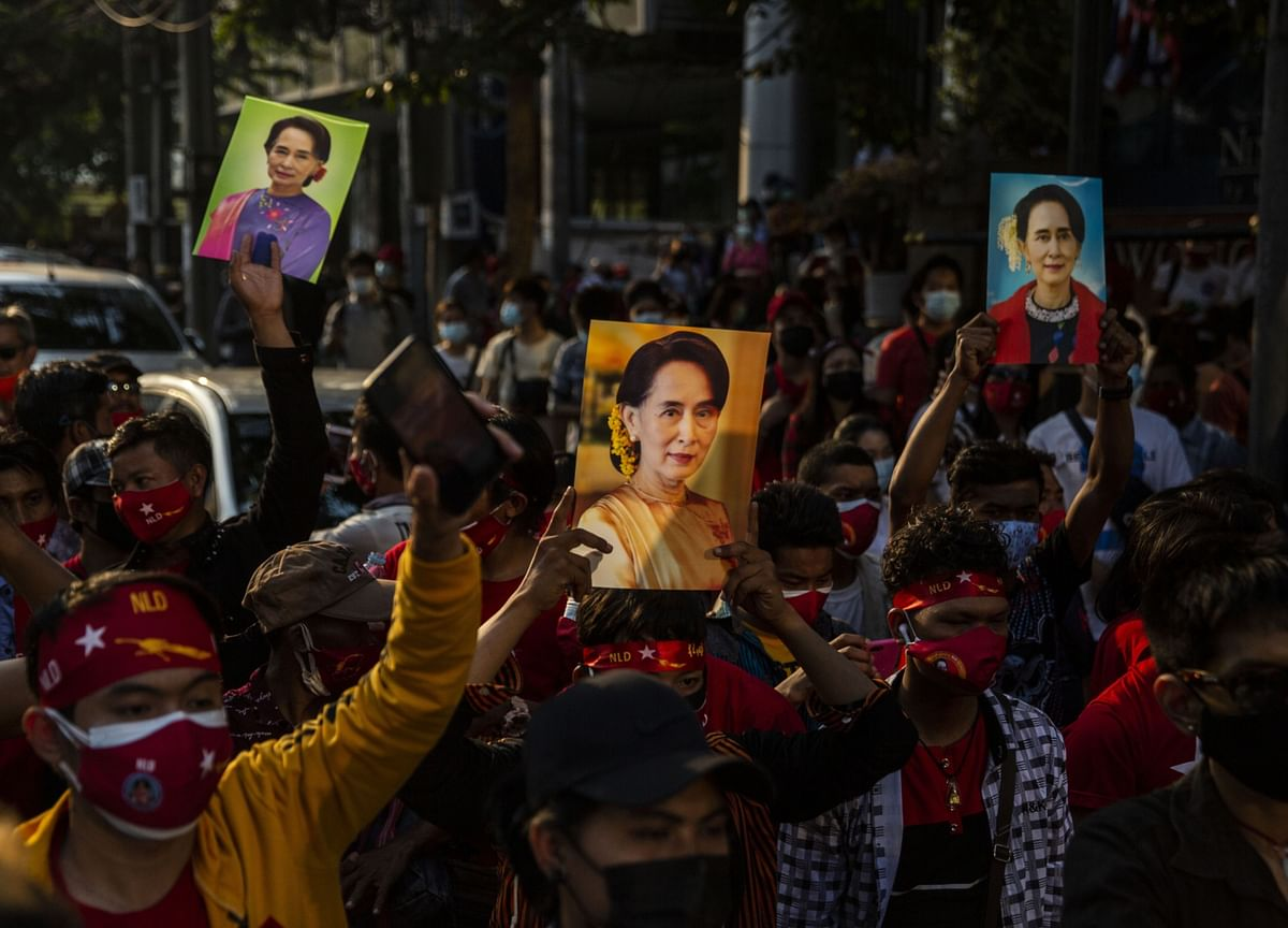 Myanmar's Deadliest Day Since Coup Leaves at Least 18 Dead