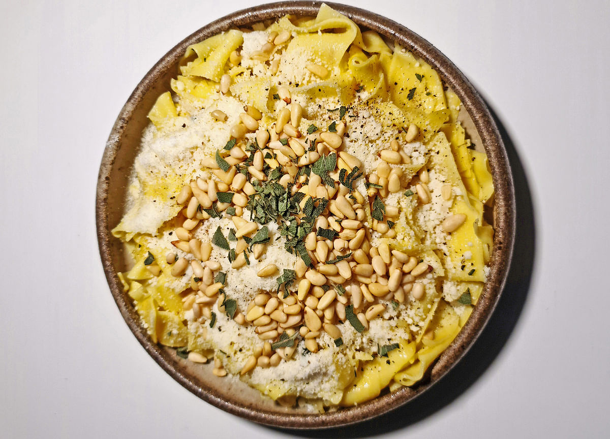 How to Get Happy With a Top Chef's Simple Pasta Recipe