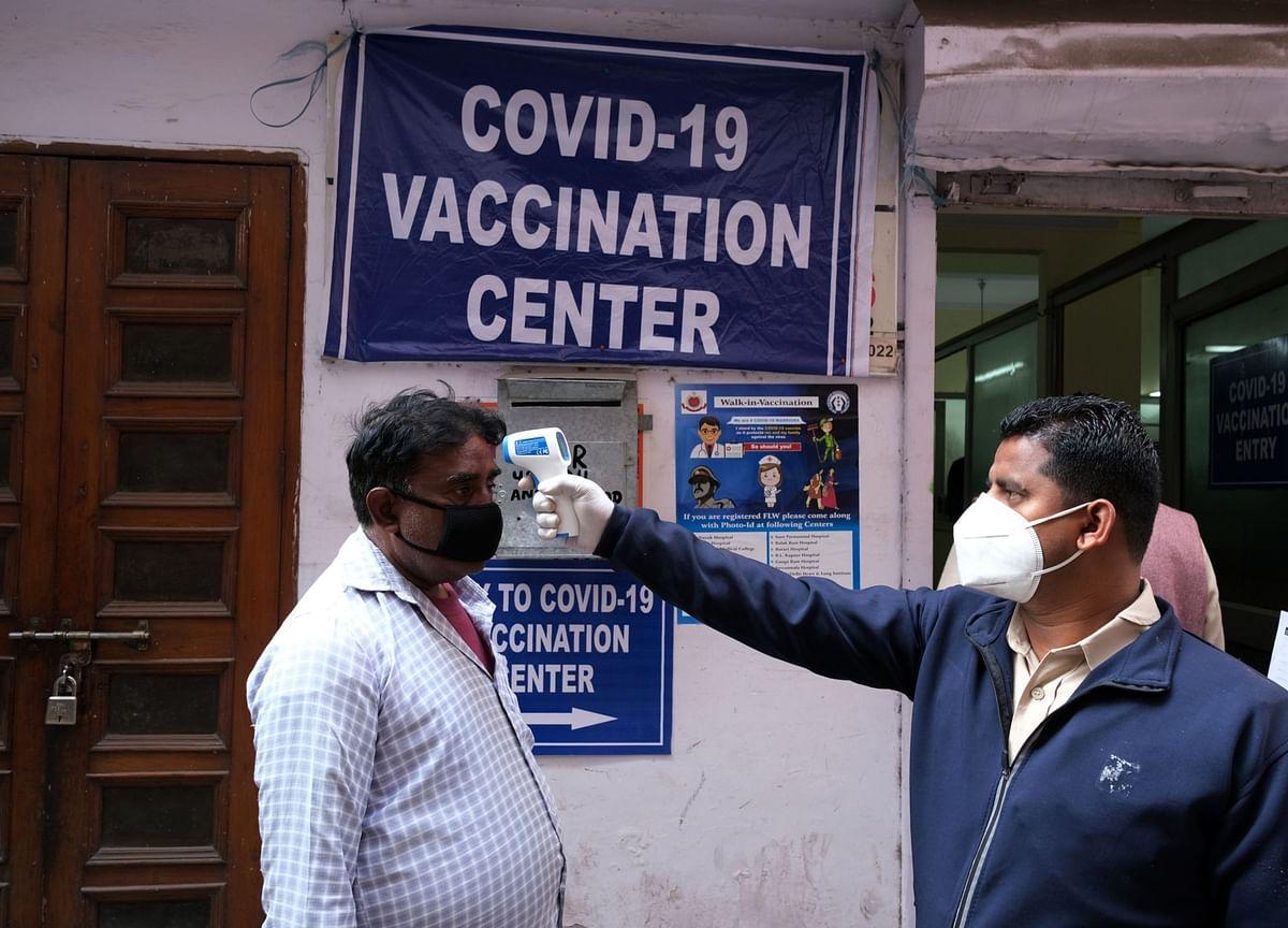 Coronavirus India Updates: Active Cases Fall; Over 1.2 Crore Vaccinated