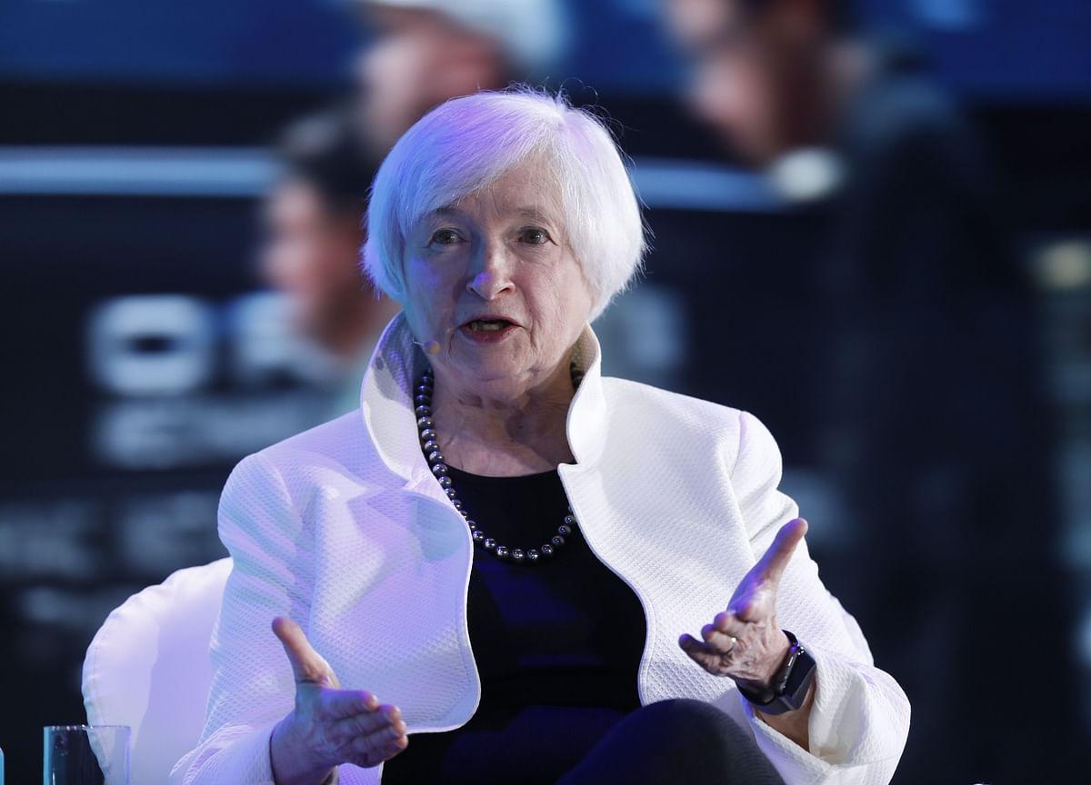 Yellen Praises ECB's 'Decisive' Policies in Call with Lagarde