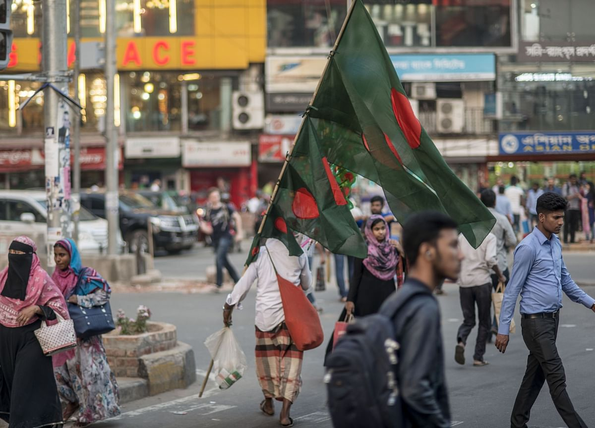 Bangladesh Eyes Investment Gain as Japanese Firms Exit China