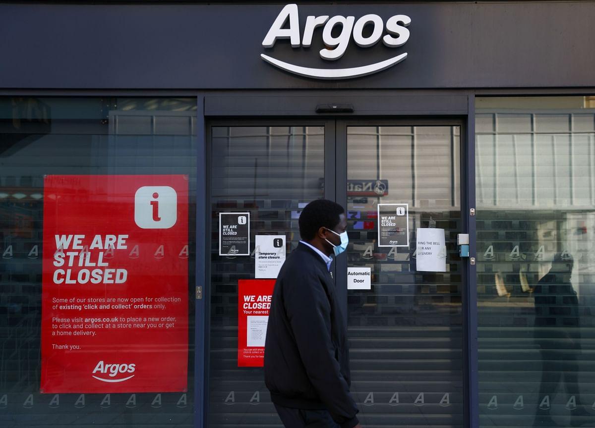 U.K. Retailers See $31 Billion Cost of Three Covid Lockdowns